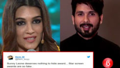 Shahid and Kriti get 'Nothing to Hide' award and Twitter can't keep calm!
