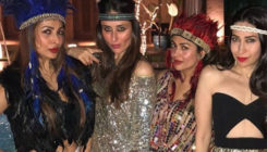 Kareena, Karisma, Malaika's tribal look at Amrita's birthday party is oh-so-chic! SEE PICS