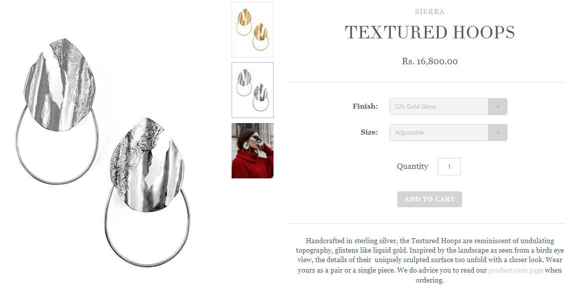 Price Tag: The cost of Deepika's earrings can fund our junk jewellery stock for six months!