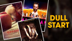 'Mukkabaaz', 'Kaalakaandi' and '1921' show a dull opening at the box office