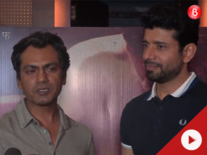 Watch: Nawazuddin is all praise for Vineet Kumar Singh-starrer 'Mukkabaaz'
