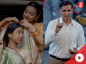 PadMan Curtain Raiser: While women celebrate periods, Akshay Kumar talks about pads