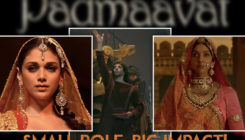 Padmaavat: Aditi, Jim and Anupriya stand tall in the film that boasts of bigger names in the lead