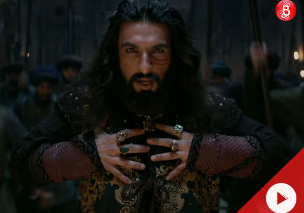 Padmaavat: Ranveer Singh's Khilji act in 'Khalibali' will leave you awestruck