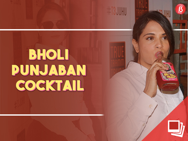 Richa Chadha Unveils The Special Bholi Punjaban Cocktail -1557