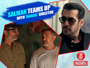 Salman Khan teams up with Nitesh Tiwari