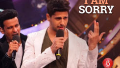 Sidharth APOLOGIZES on Twitter after receiving backlash for disrespecting Bhojpuri language