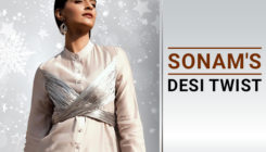 Sonam wears the most unusual kurta of the season!