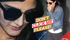 PICS: Vaani Kapoor tries to hide her LIPS from the paparazzi, we wonder why?