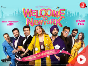 Welcome to New York: Sonakshi, Karan and Diljit announce their movie in a quirky way