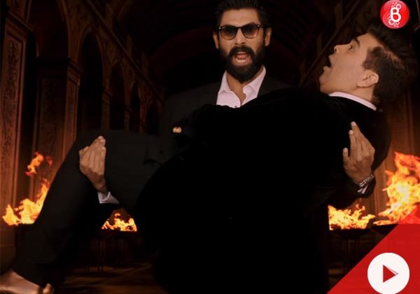 Welcome to New York trailer: Karan Johar in Rana's arms, nothing can be funnier than that