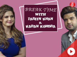 Break Time: Zareen Khan makes for the most badass reality show judge ever!