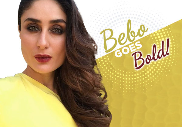 Stop everything! As Kareena in THESE pics will surely give you BOLD MAKEUP goals