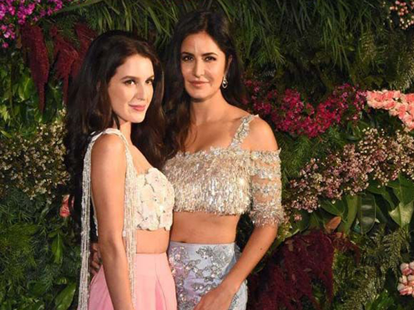 Katrina's sister Isabelle reveals WHAT drove her towards ...
