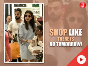 Watch: Virat - Anushka's trip to South Africa is all about SHOPPING