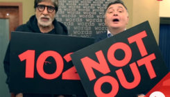 #102NotOut: Amitabh Bachchan, Rishi Kapoor-starrer teaser to be attached to 'PadMan'