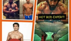 Five pictures of Ranveer Singh that PROVE he is a hot-bod show off expert!