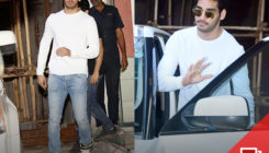 Suniel Shetty's son Ahan Shetty spotted out and about in the city. VIEW PICS