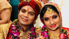 Singer Ankit Tiwari finally gets hitched to Pallavi Shukla. SEE PICS