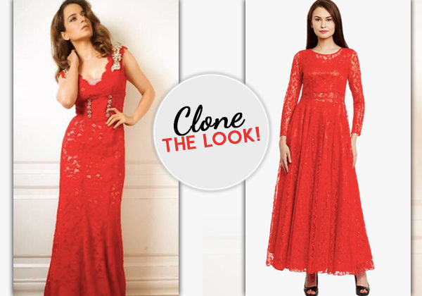 This Valentine's, Paint the town red like Kangana Ranaut... but in your budget!