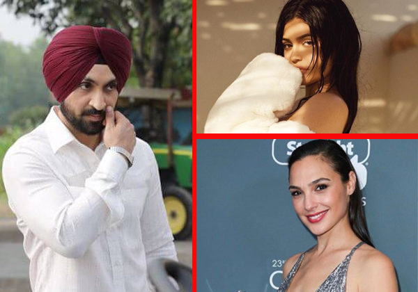 Diljit Dosanjh is THANKFUL to Gal Gadot and Kylie Jenner for making him so famous