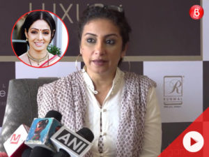 WATCH - Divya Dutta on Sridevi: Just ten days back, I was in a salon with her