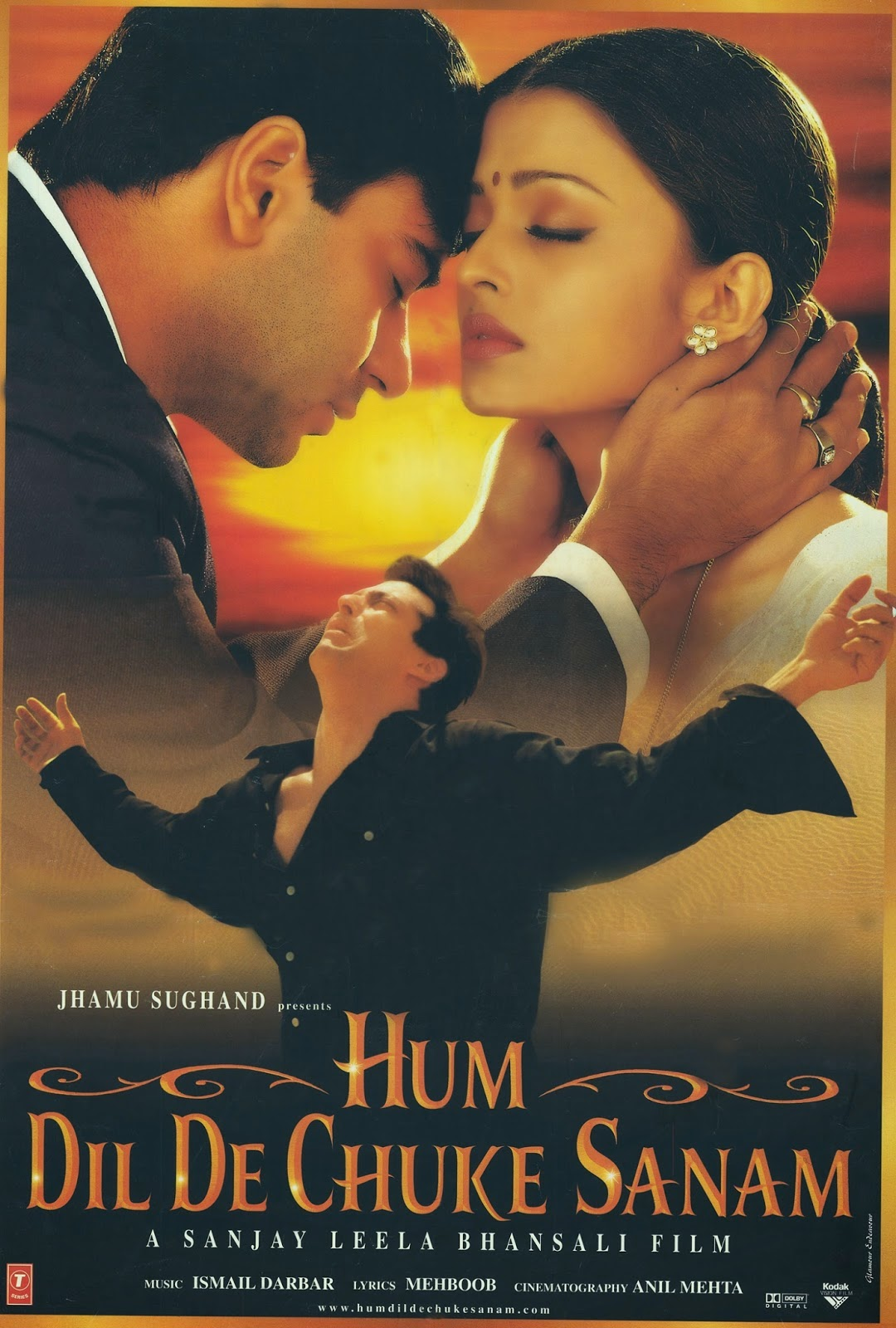 Sacrifice is the greatest form of love - 'Hum Dil De Chuke Sanam'