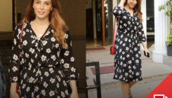 Salman's rumoured gf Iulia is all smiles as she gets papped in and around the city