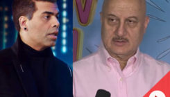 Watch: Anupam Kher is quite excited to see Karan Johar acting in 'Welcome To New York'