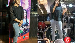 Ahead of television premiere of 'Secret Superstar', singer Meghna Mishra enthralls with a live act