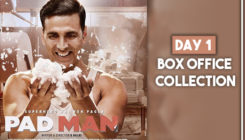 PadMan: Akshay Kumar fails to beat the first day collection of his last 5 films