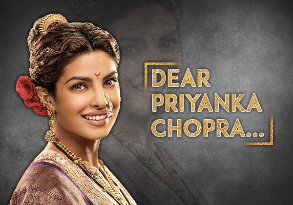 Dear Priyanka, it's high time you starred in a Bollywood Film…