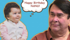 5 expressions of Taimur Ali Khan that so remind us of nana Randhir Kapoor!