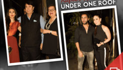 Kareena, Karisma and others come together to celebrate Papa Randhir Kapoor's birthday