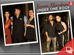 Randhir Kapoor birthday bash