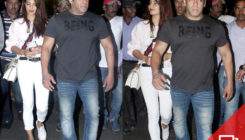 Race 3: Salman and Jacqueline back in the city after Bangkok schedule wrap. View Pics