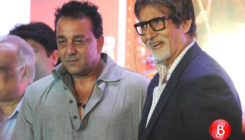 Sanjay Dutt goes NOSTALGIC about working with Amitabh Bachchan and shares THESE pictures