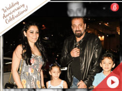 Sanjay Dutt with Maanayata