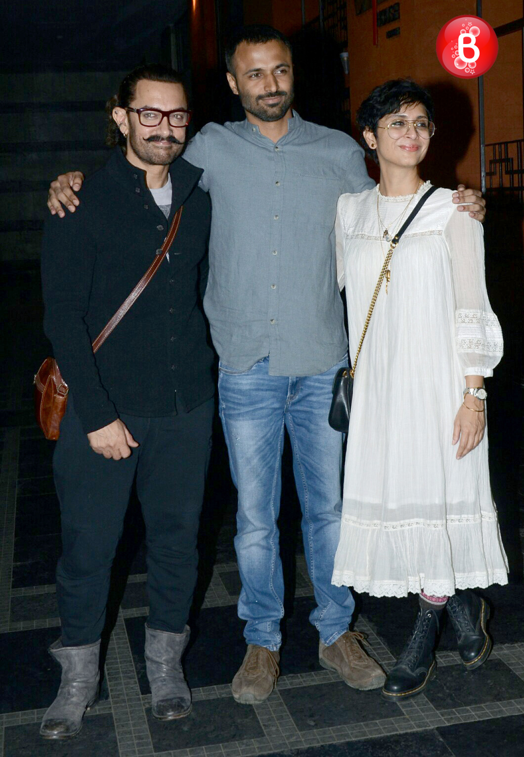 Aamir Khan, Advait Chandan, Kiran Rao