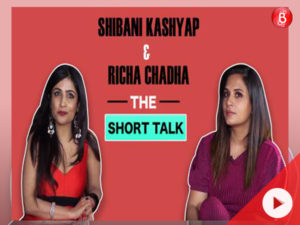 Watch! The Short Talk: Richa Chadha and Shibani Kashyap on their new single 'Wanna Be Free'