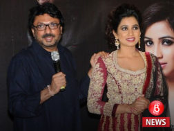 Shreya Ghoshal wishes Sanjay Leela Bhansali on his birthday