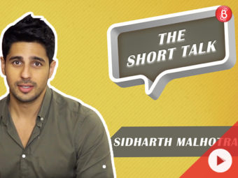 The Short Talk : 'Aiyaary' actor Sidharth Malhotra opens up about his constant link-up news