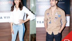 Aiyaary: Sidharth Malhotra and Rakul Preet's promotions continue post release. View Pics