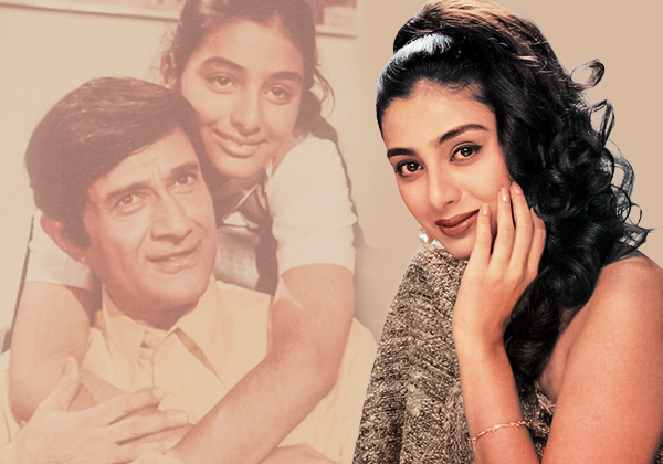 Destined to shine: How a young Tabu landed up with her first full-fledged role