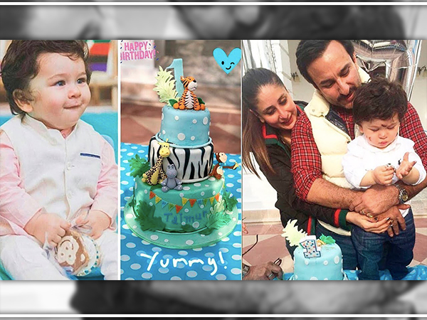 Taimur's Disney themed birthday bash!