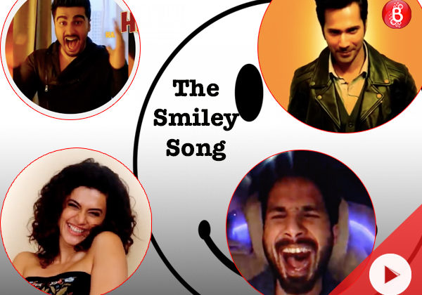 'Smiley' from 'WTNY': Arjun, Shahid, Taapsee and more go ROFL in this goofy number