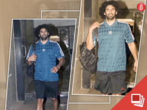 Aditya Roy Kapur's spotted pictures
