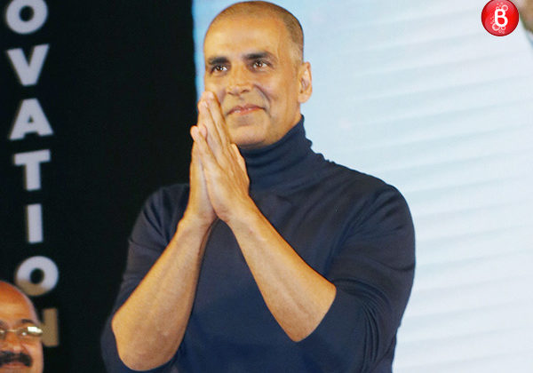 Akshay Kumar urges Pakistan to release 'PadMan' in the country