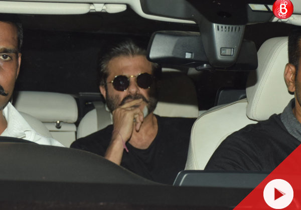 Watch: Anil Kapoor heads to Mumbai airport as Boney Kapoor returns with Sridevi's mortal remains