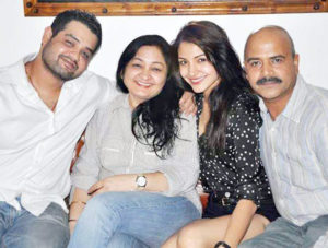 When an old wish of Anushka's mother was fulfilled, in an unbelievable turn of events